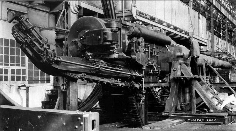 6576 - Корабельные пушки-монстры в музеях и во дворах...