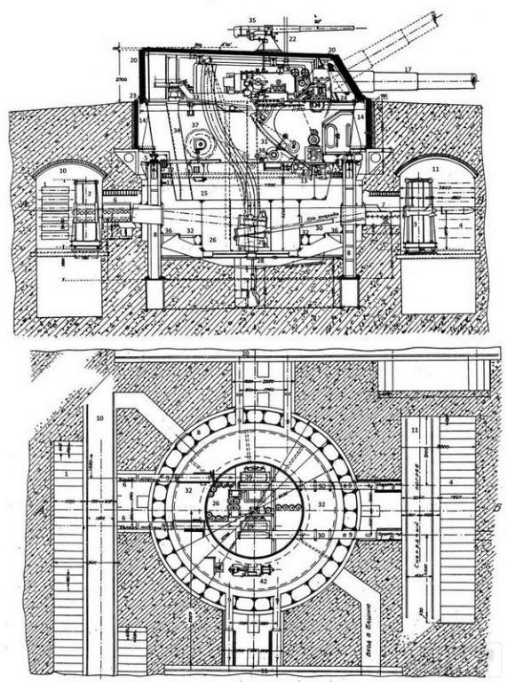 6578 - Корабельные пушки-монстры в музеях и во дворах...