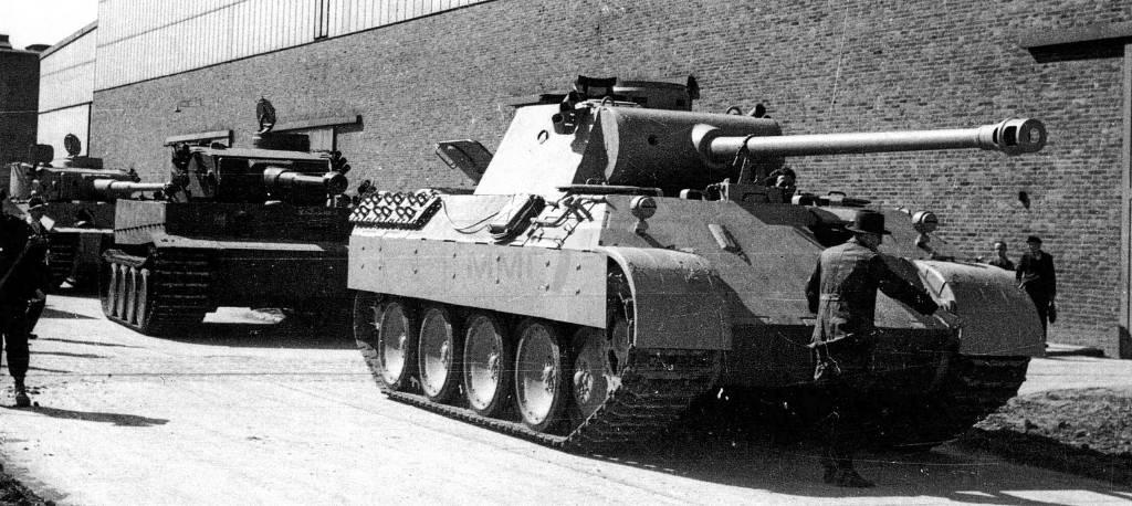 658 - Achtung Panzer!