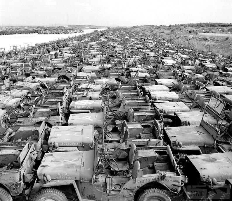 65880 - «Willys МВ» как один из символов войны.