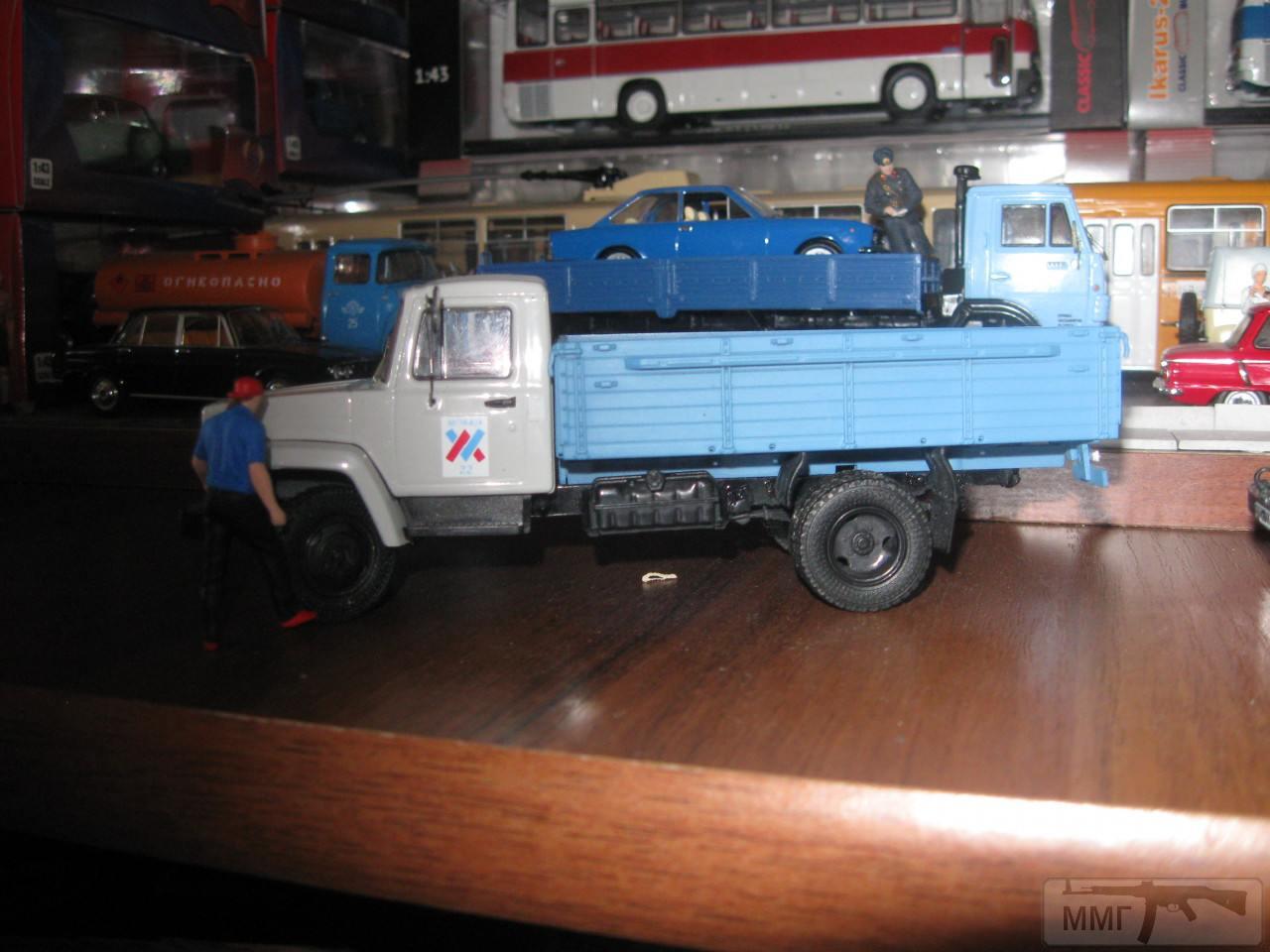 65883 - Модели грузовиков