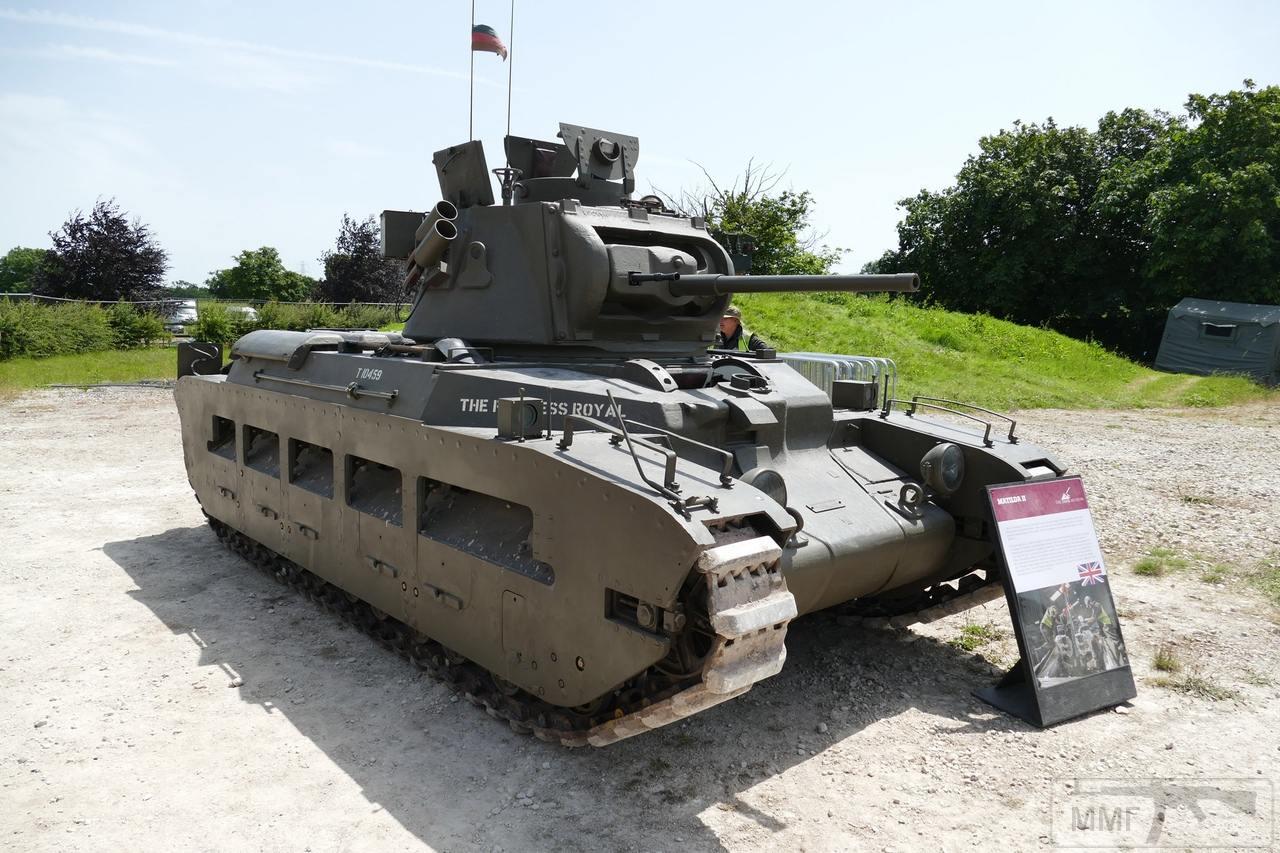 65888 - Британские танки Второй мировой
