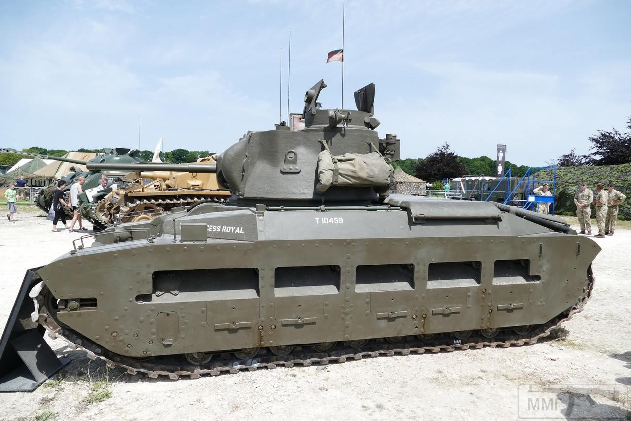 65889 - Британские танки Второй мировой