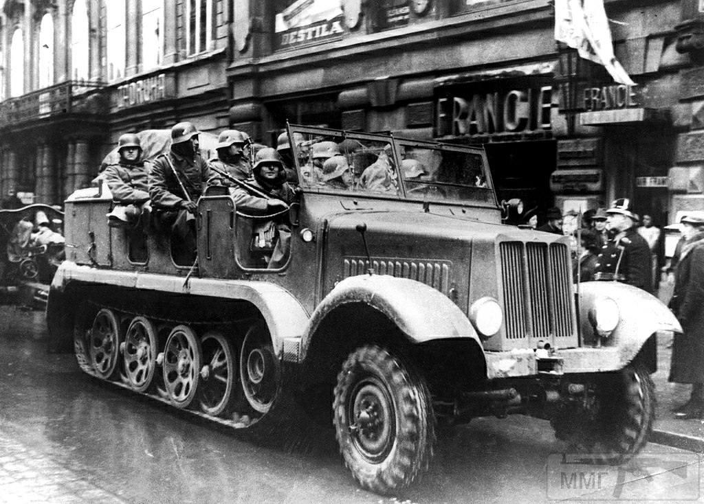 65899 - Грузовые и спец.автомобили Третьего рейха