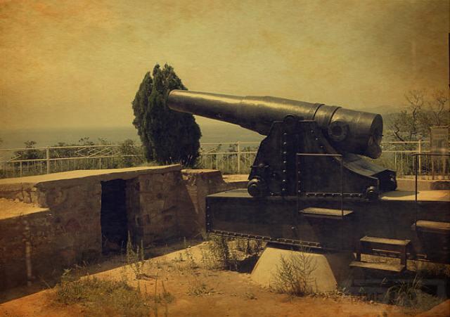 6601 - Корабельные пушки-монстры в музеях и во дворах...