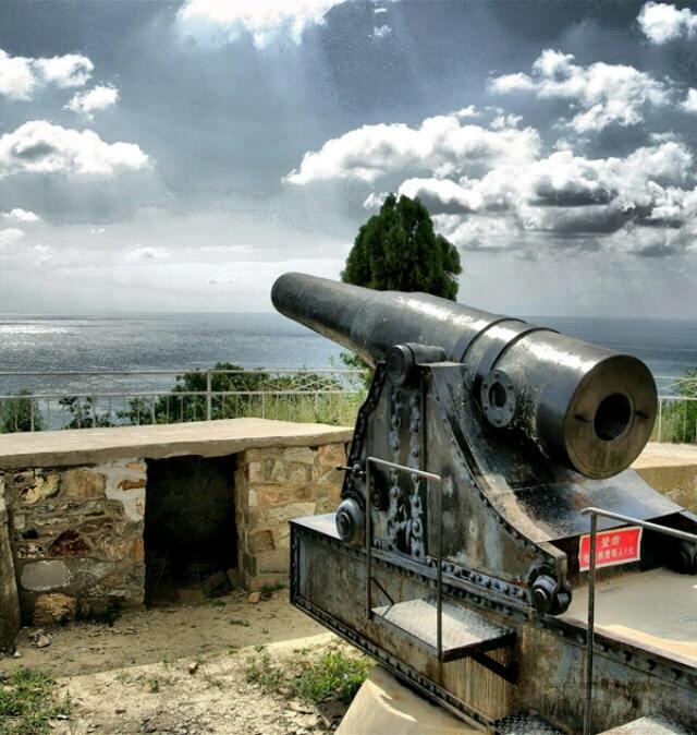 6603 - Корабельные пушки-монстры в музеях и во дворах...