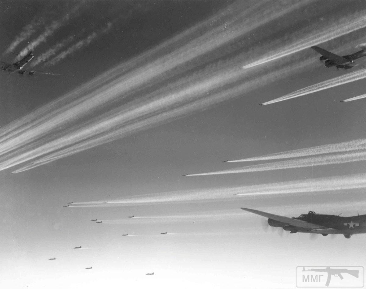 66043 - Стратегические бомбардировки Германии и Японии