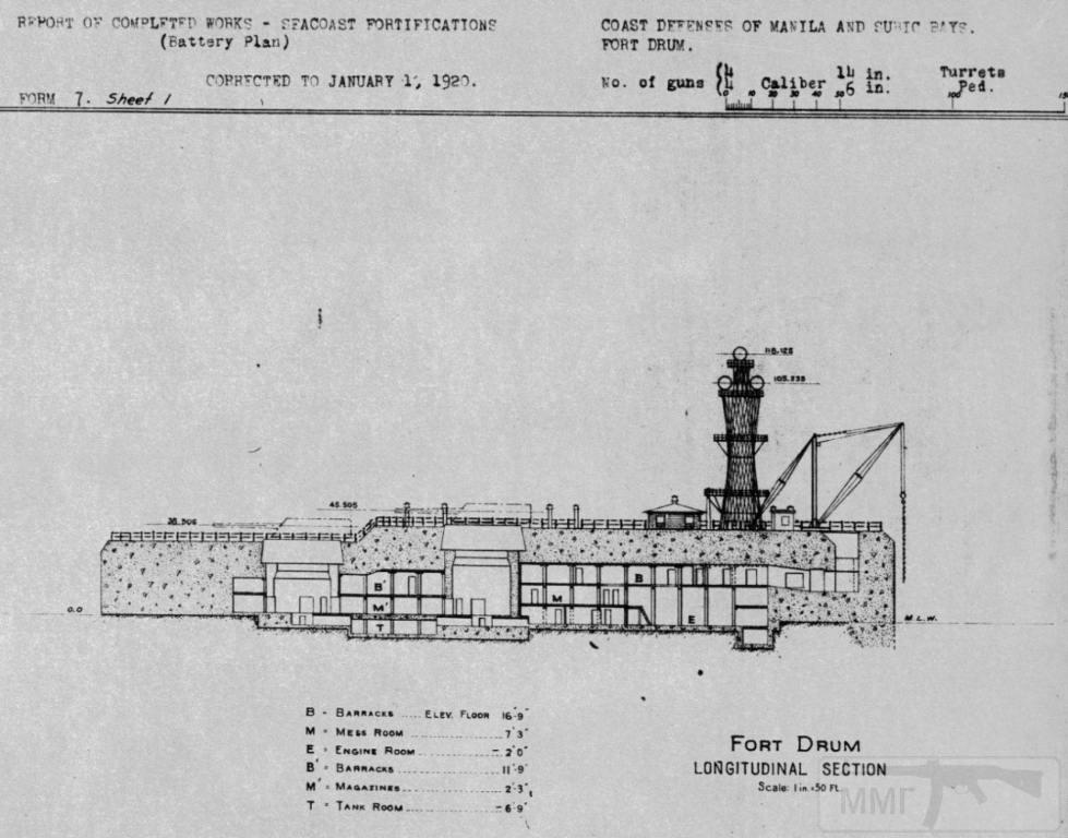 6613 - Бетонный линкор