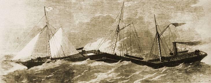 6614 - Корабли – уроды.