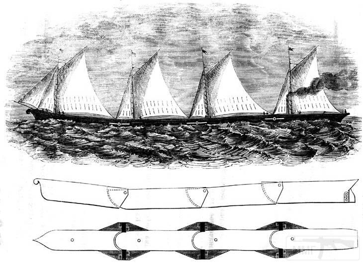 6615 - Корабли – уроды.