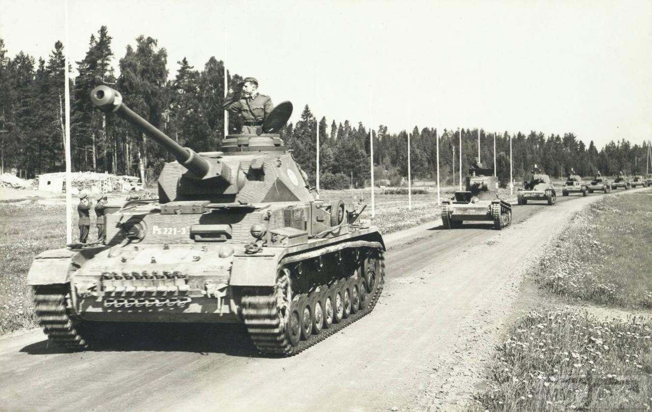 66192 - Послевоенное использование советской бронетехники WW2