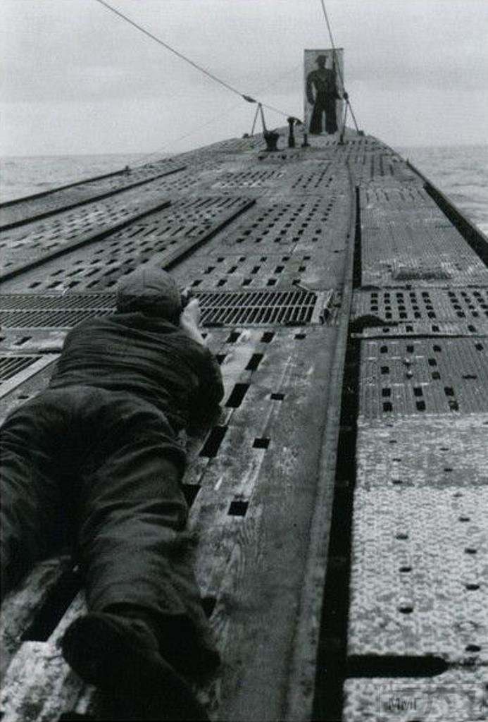 66198 - Действия немецких подлодок в Атлантике