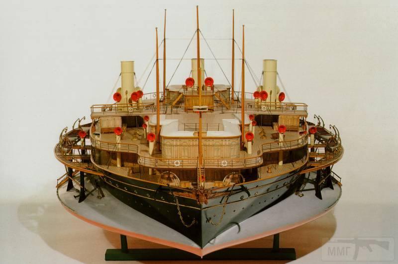 6621 - Корабли – уроды.