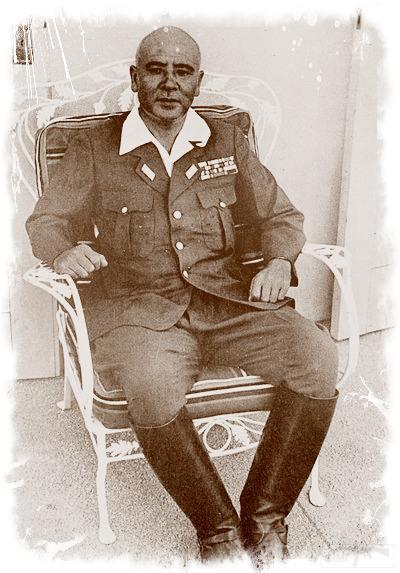 6626 - Генерал Хомма Масахару