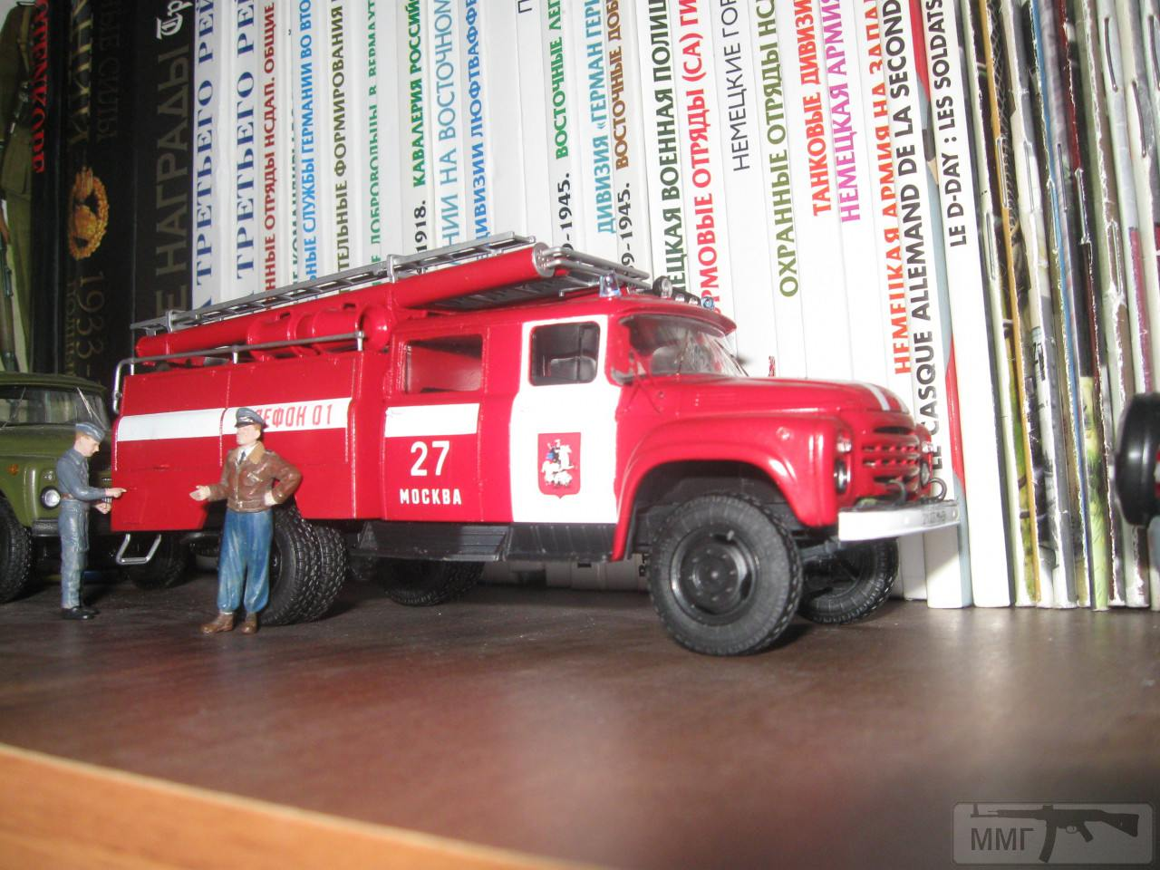 66297 - Модели грузовиков