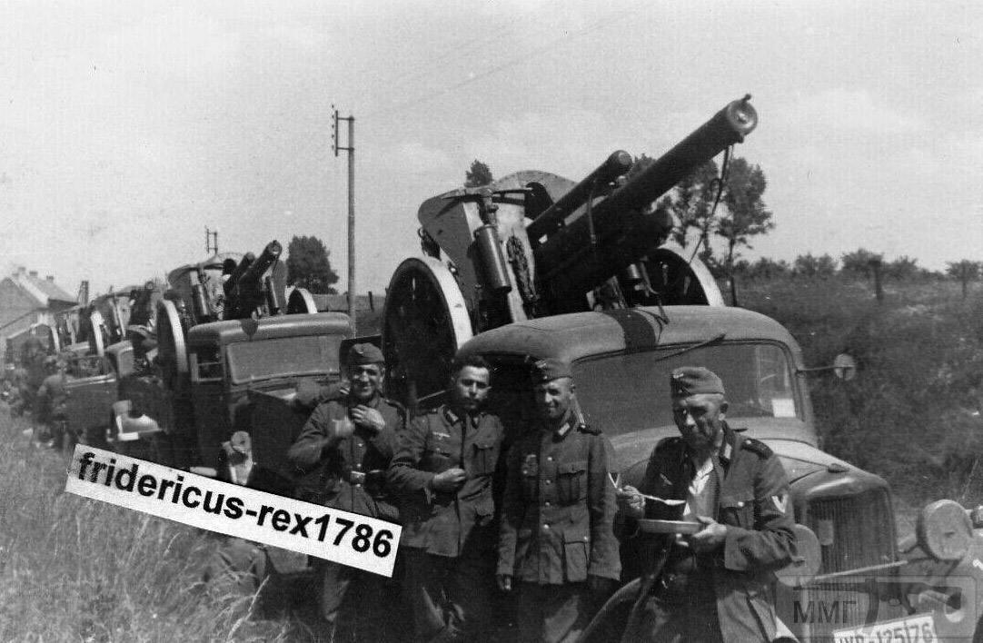 66301 - Немецкая артиллерия второй мировой