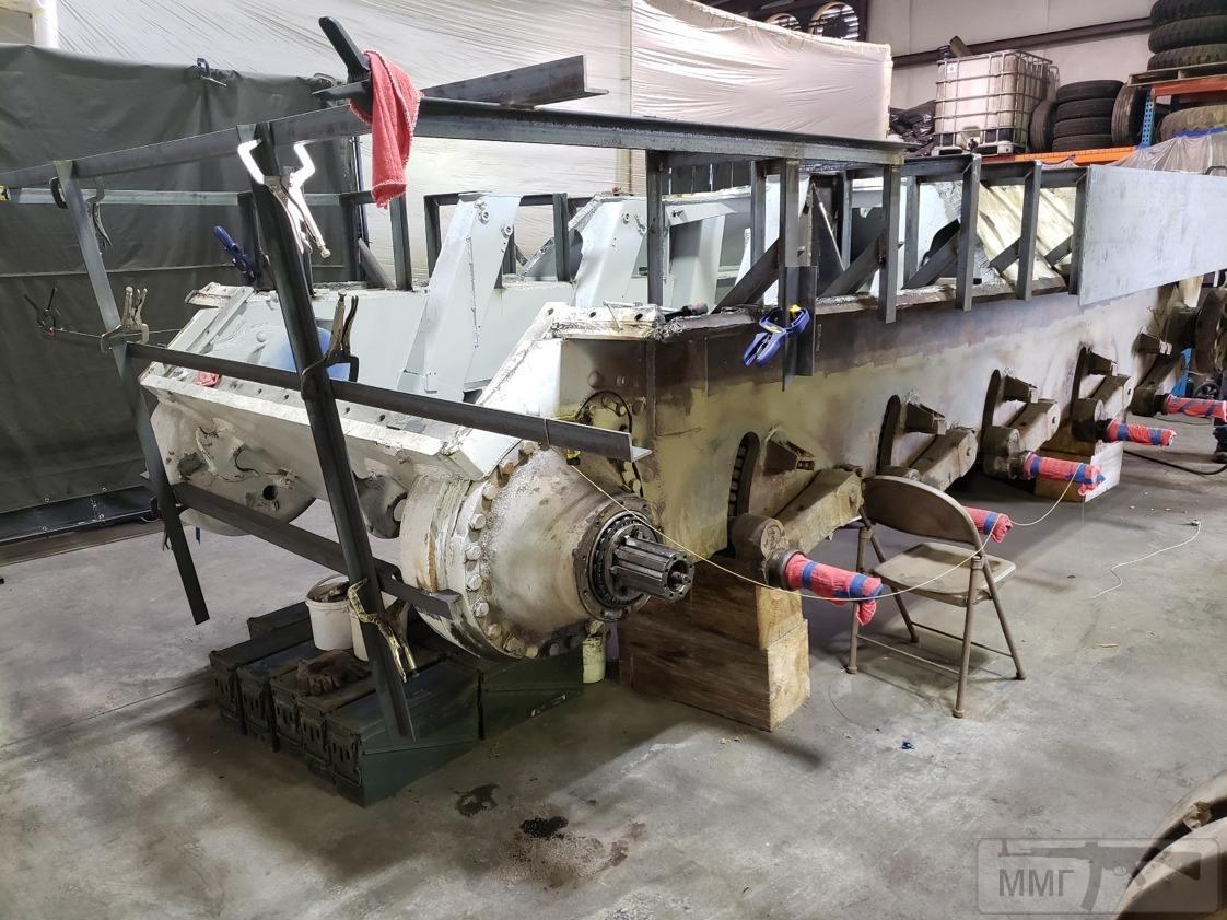 66302 - Деревянный танк