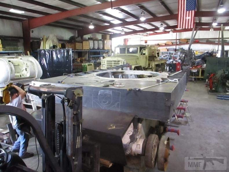 66303 - Деревянный танк