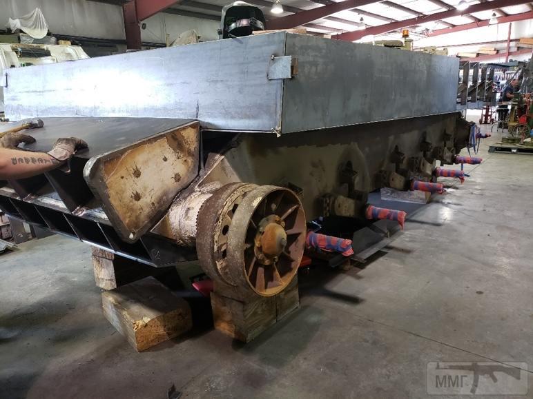 66304 - Деревянный танк