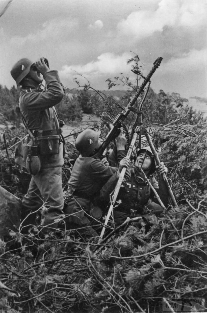 66305 - Все о пулемете MG-34 - история, модификации, клейма и т.д.