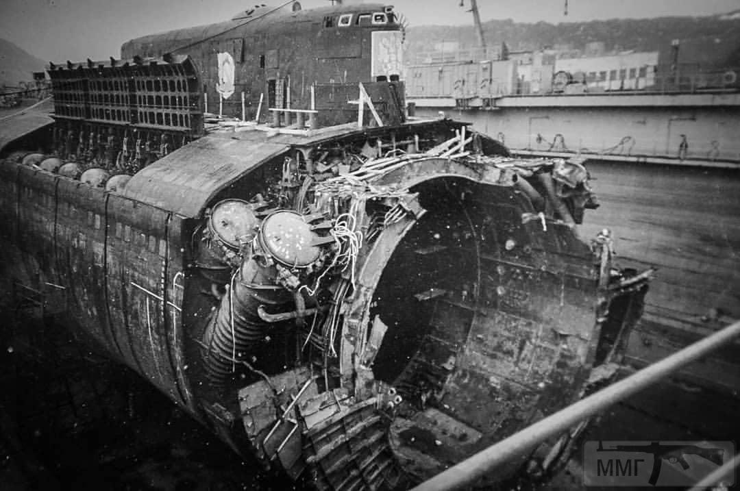 66308 - Атомные субмарины.