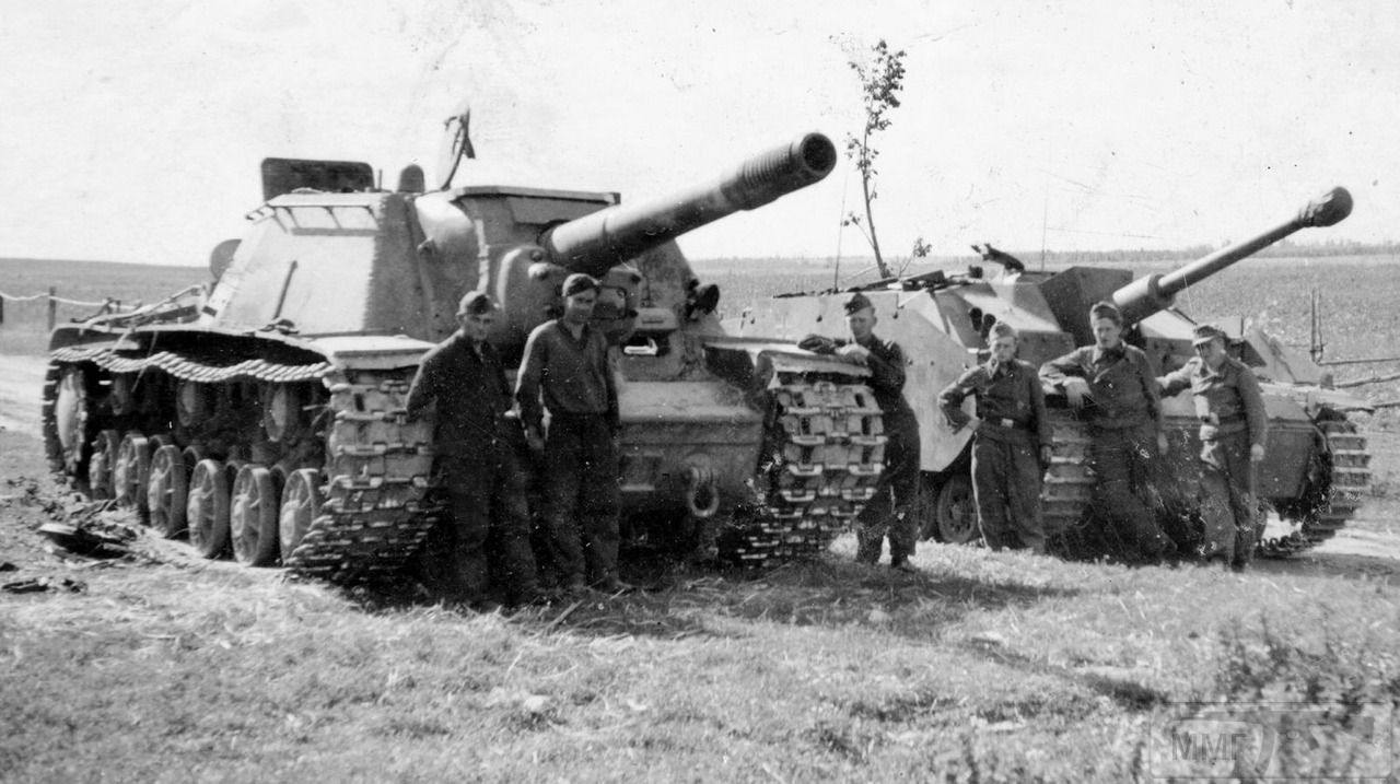 66361 - Военное фото 1941-1945 г.г. Восточный фронт.