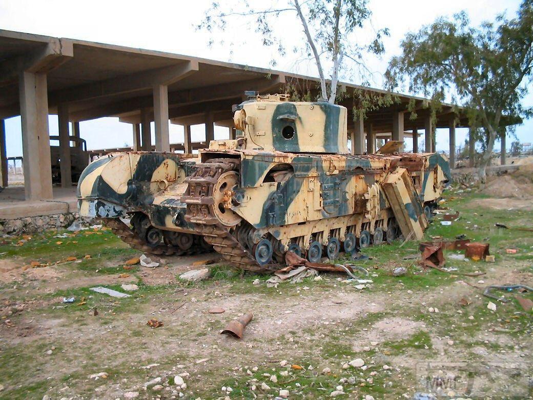 66371 - Британские танки Второй мировой