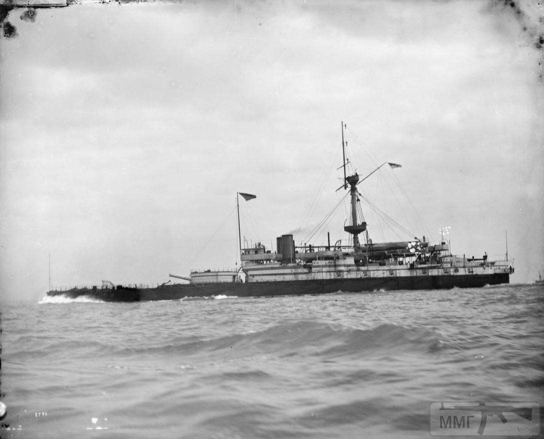 66387 - Броненосцы, дредноуты, линкоры и крейсера Британии