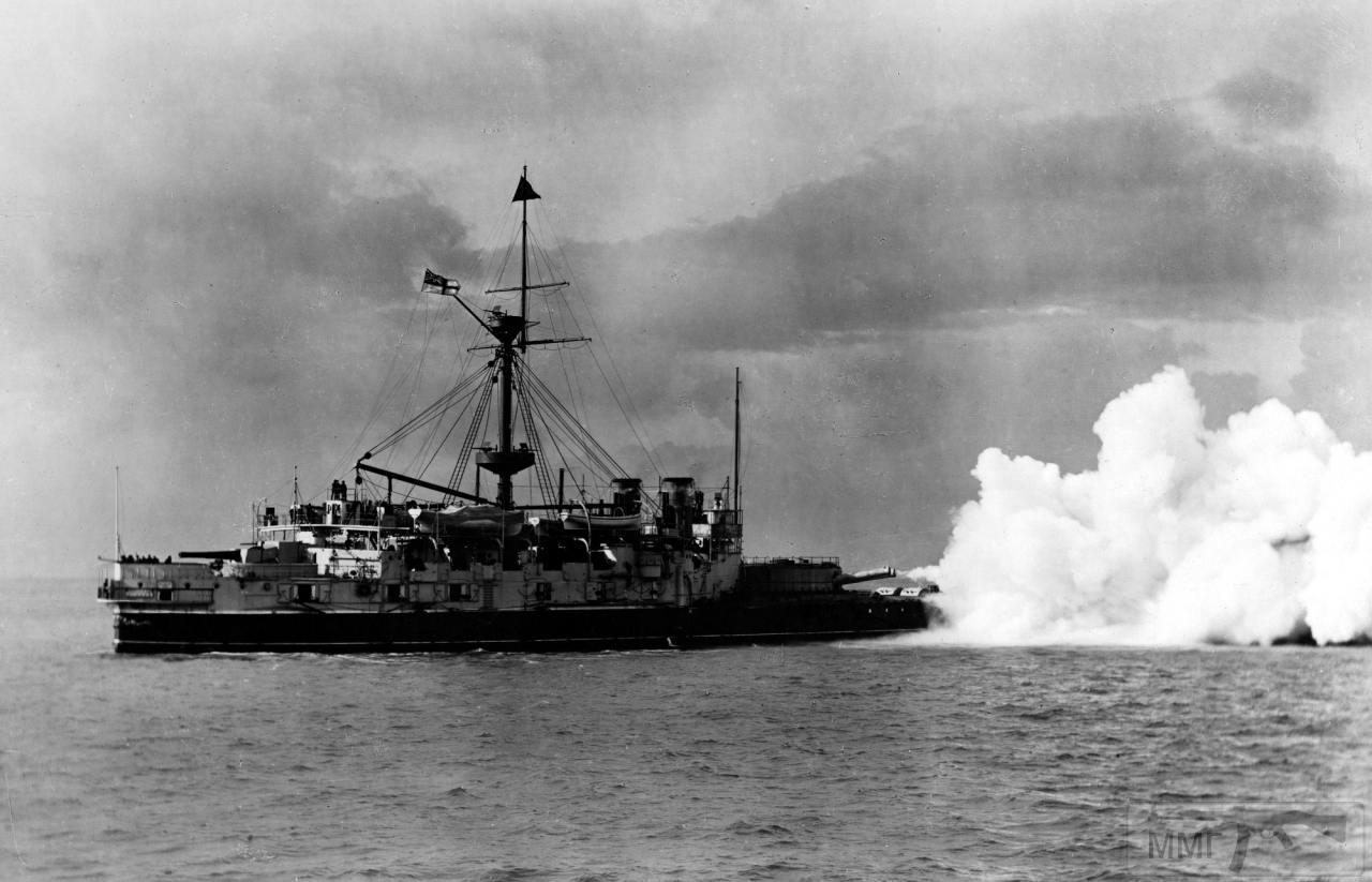 66389 - Броненосцы, дредноуты, линкоры и крейсера Британии