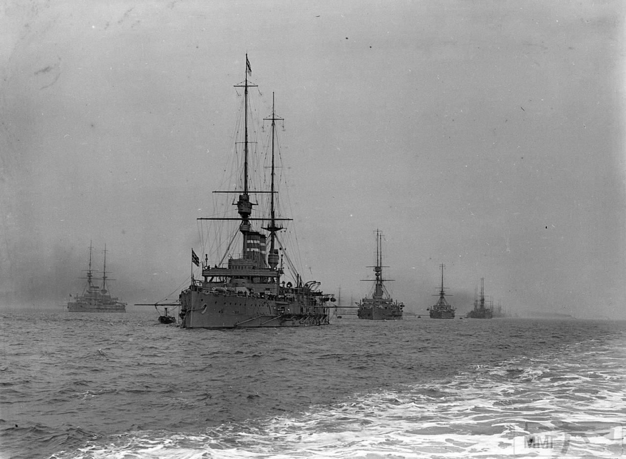 66391 - Броненосцы, дредноуты, линкоры и крейсера Британии