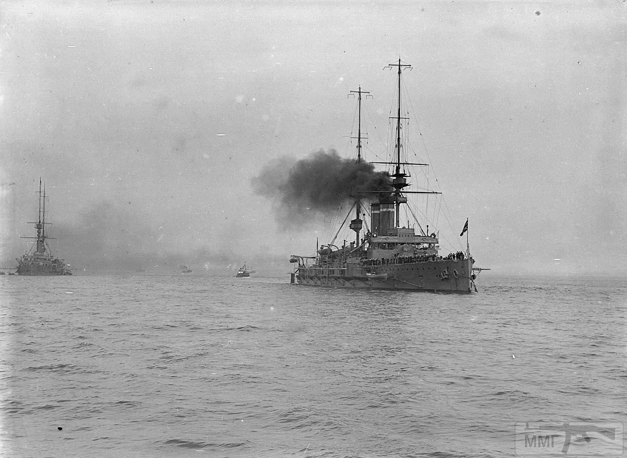 66392 - Броненосцы, дредноуты, линкоры и крейсера Британии