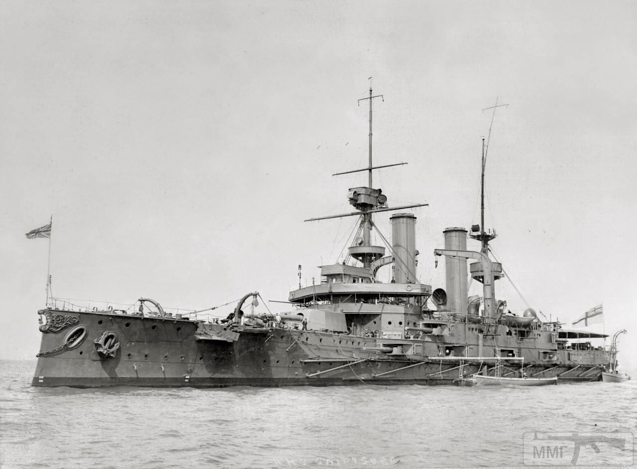 66394 - Броненосцы, дредноуты, линкоры и крейсера Британии