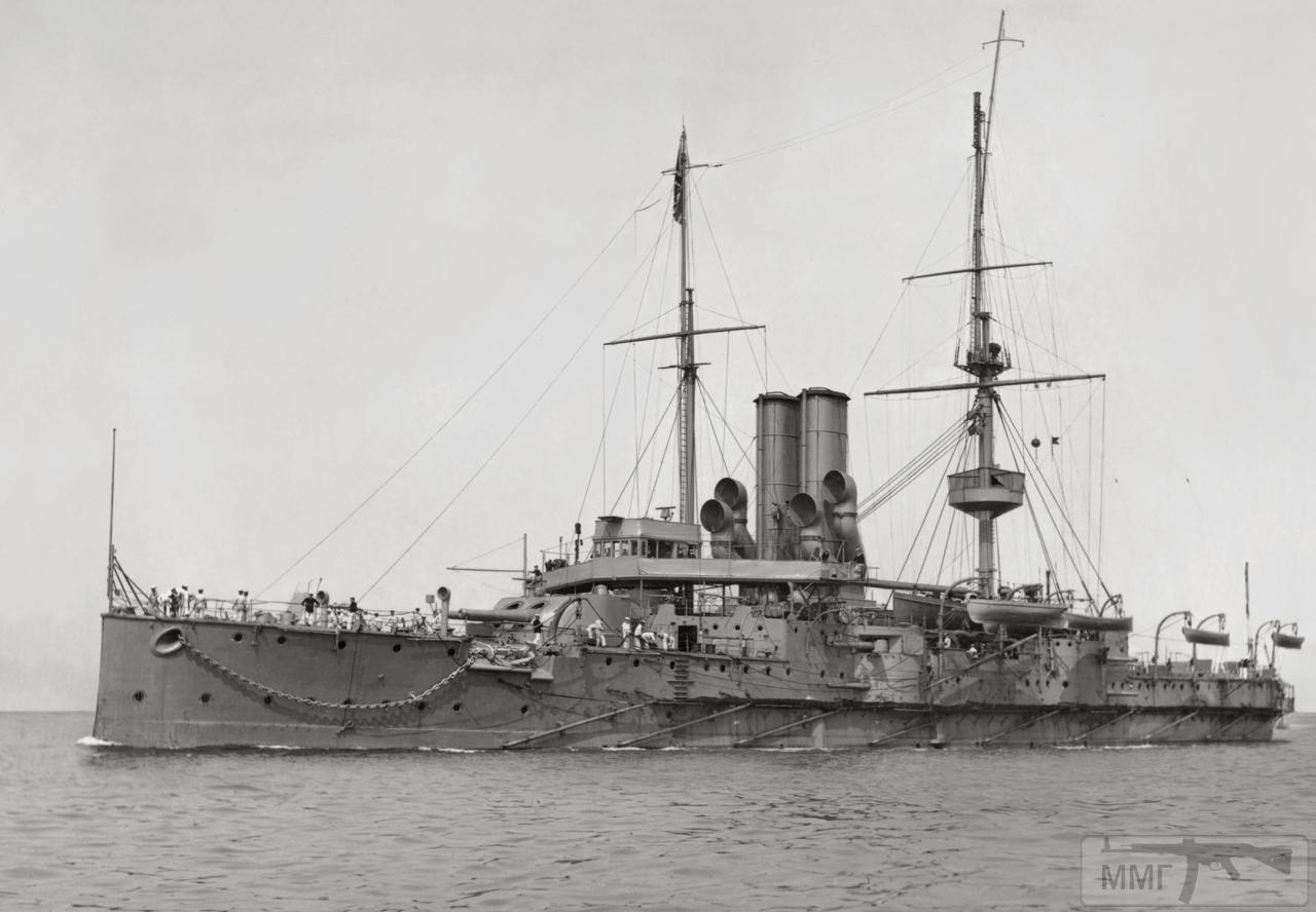 66395 - Броненосцы, дредноуты, линкоры и крейсера Британии
