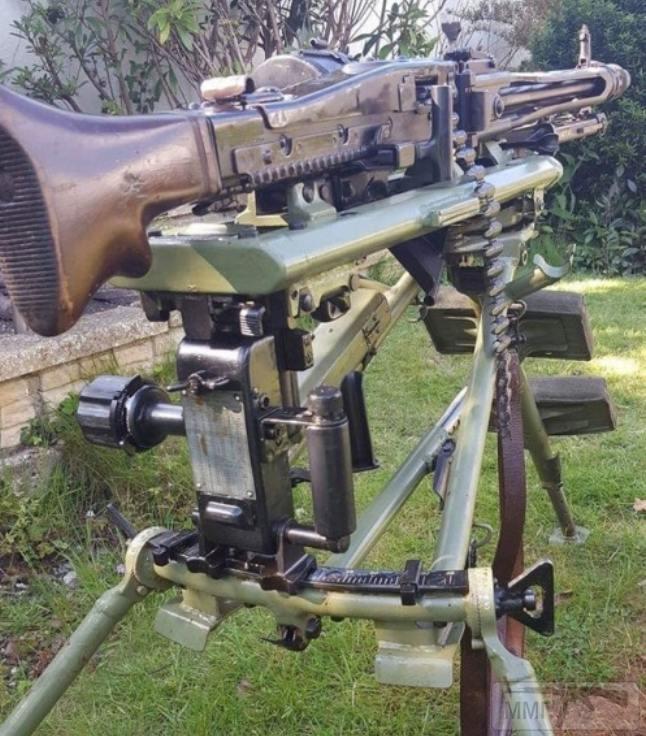 66463 - MG-42 Hitlersäge (Пила Гитлера) - история, послевоенные модификации, клейма...