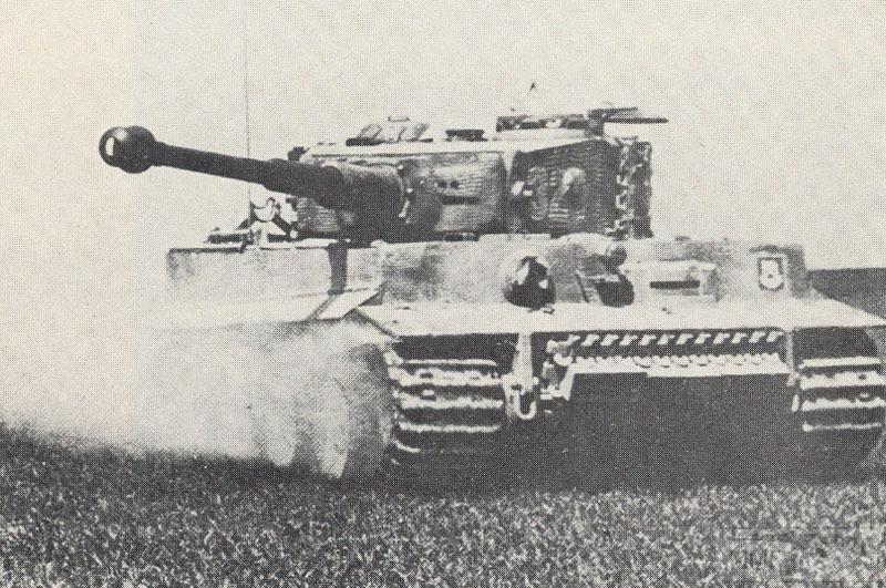 66473 - Танк Тигр - лучший танк Второй Мировой Войны?
