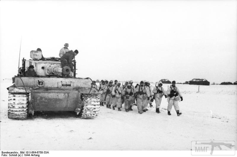 66474 - Танк Тигр - лучший танк Второй Мировой Войны?
