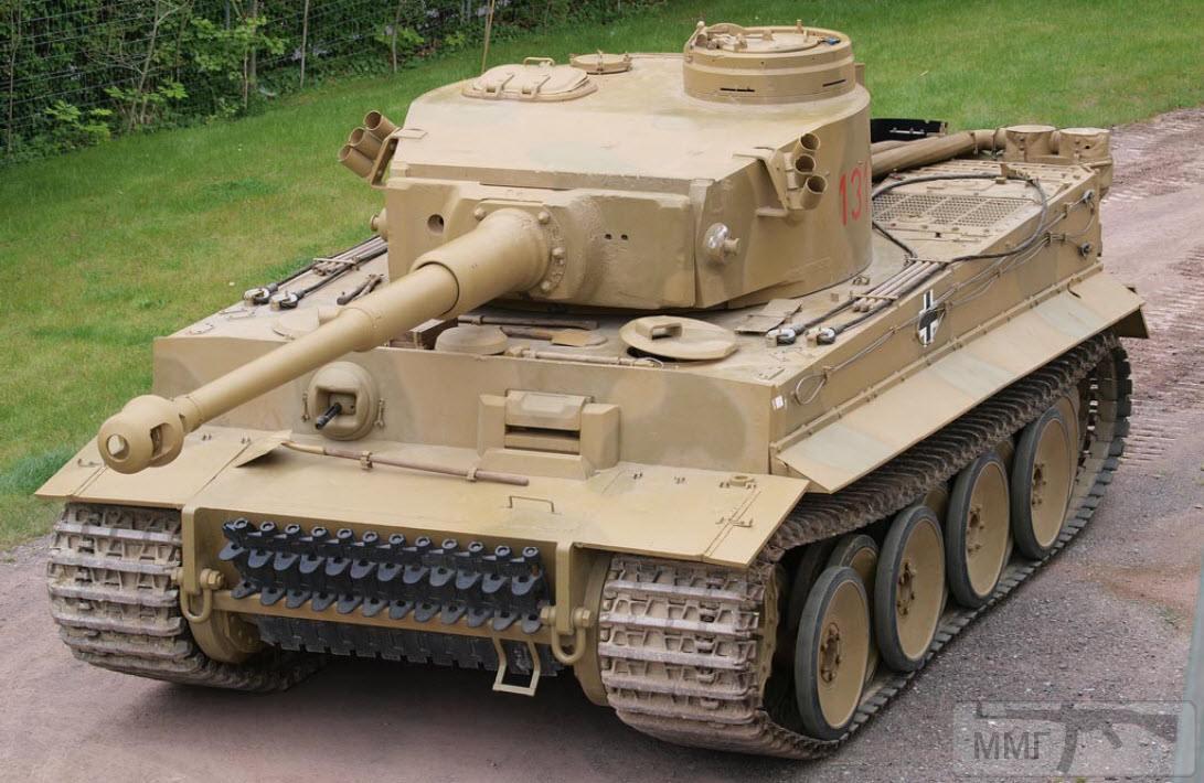 66476 - Танк Тигр - лучший танк Второй Мировой Войны?