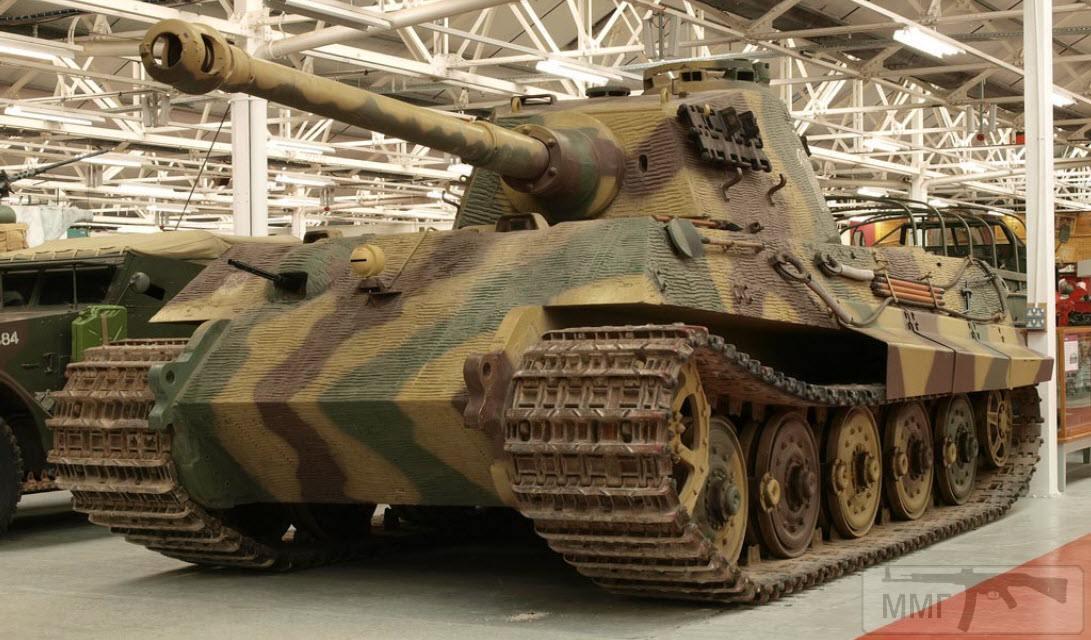66477 - Танк Тигр - лучший танк Второй Мировой Войны?