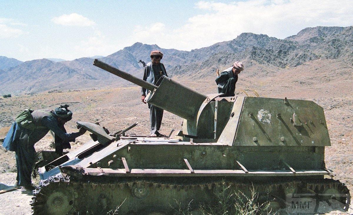 66571 - Послевоенное использование советской бронетехники WW2