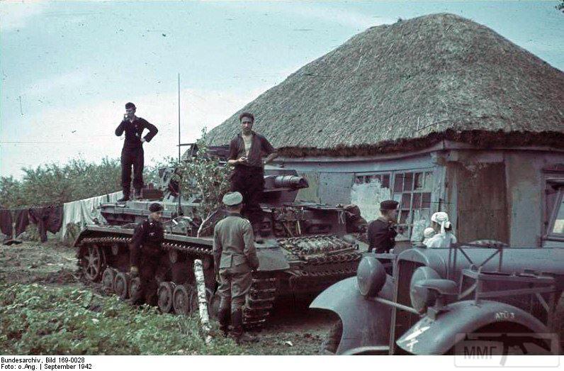 66590 - Военное фото 1941-1945 г.г. Восточный фронт.