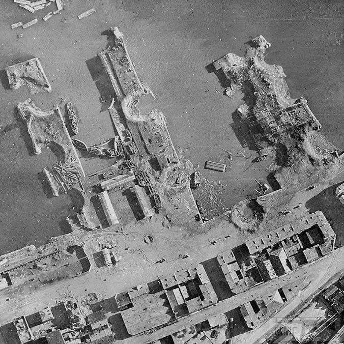 66710 - Стратегические бомбардировки Германии и Японии
