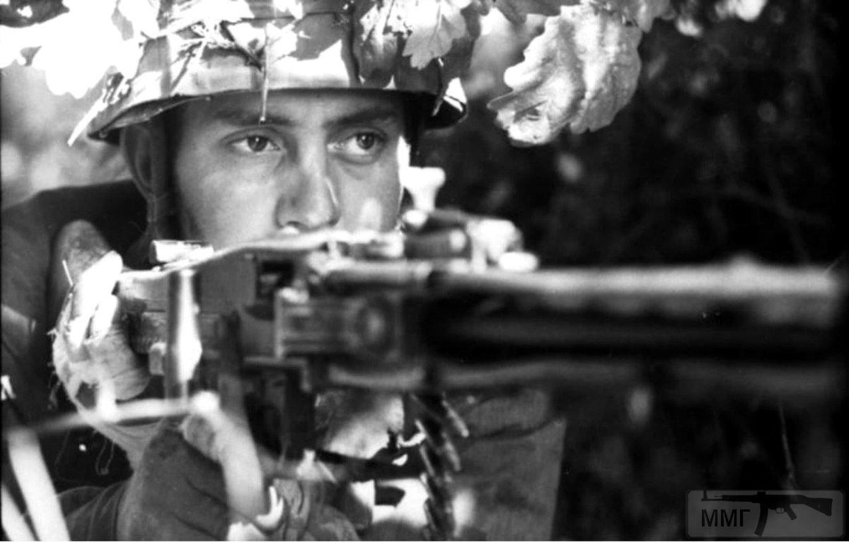 66720 - MG-42 Hitlersäge (Пила Гитлера) - история, послевоенные модификации, клейма...