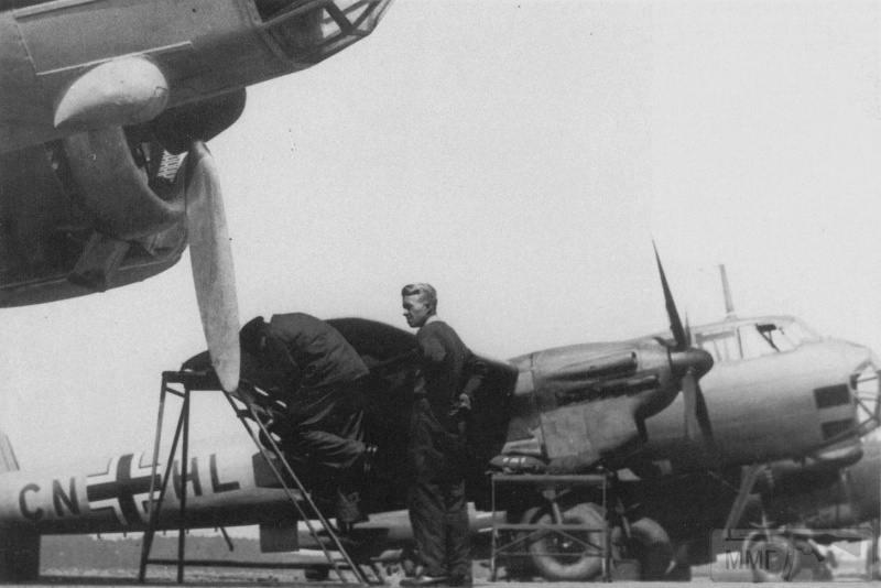 66724 - Самолеты Luftwaffe