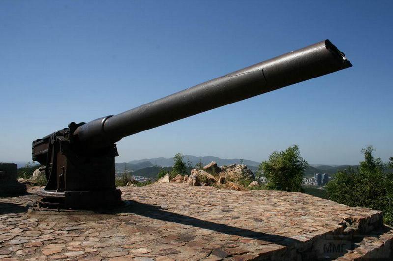 6674 - Корабельные пушки-монстры в музеях и во дворах...