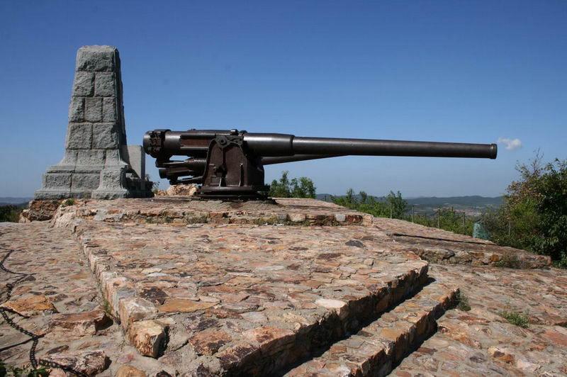6675 - Корабельные пушки-монстры в музеях и во дворах...