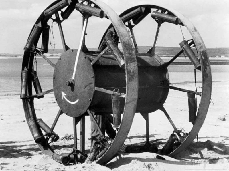 6687 - Самоходный инженерный боеприпас.