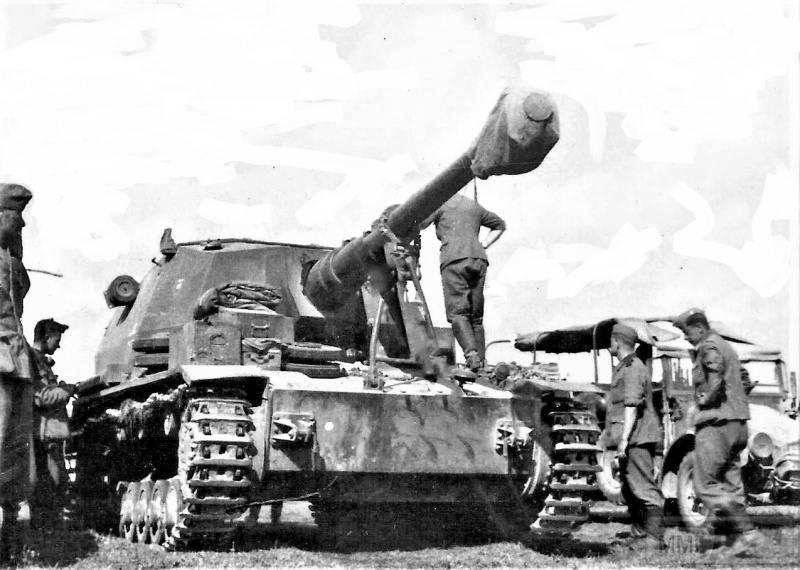 66955 - САУ Вермахта