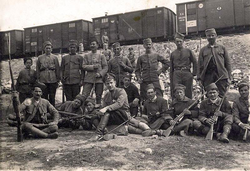 6739 - Чехословацкий корпус