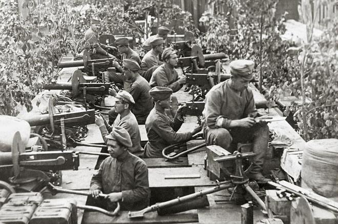 6740 - Чехословацкий корпус