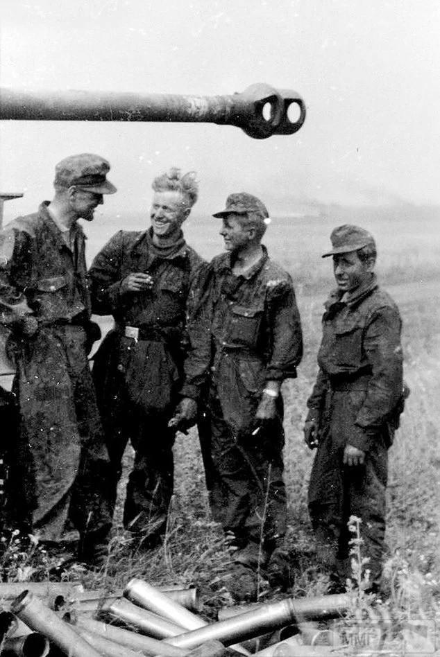 67407 - Великие и не очень танкисты Германии